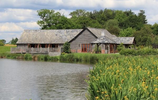 Sandhole Farm Oak Barn